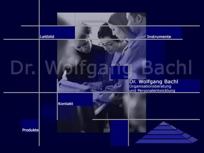 Dr. Wolfgang Bachl – Personnel Development and Organizational Consultancy, Coaching, Facilitating, Team Development, Corporate Consultat